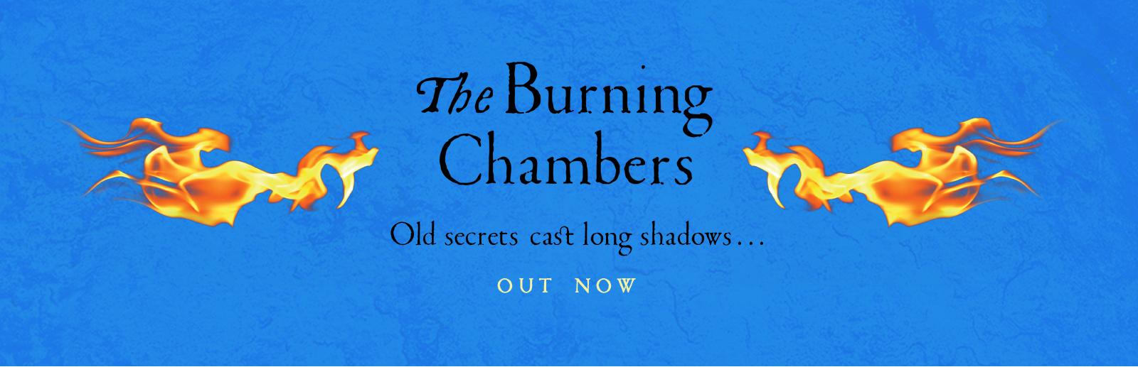 Burning Chambers Banner