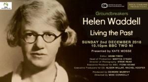Helen Waddell 2