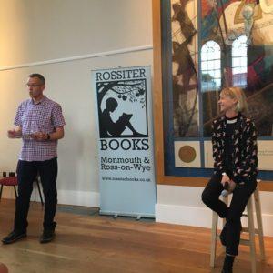 Km Rossiter Books Monmouth