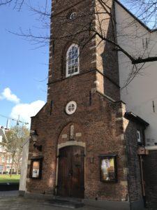 The Church In Begjinhof